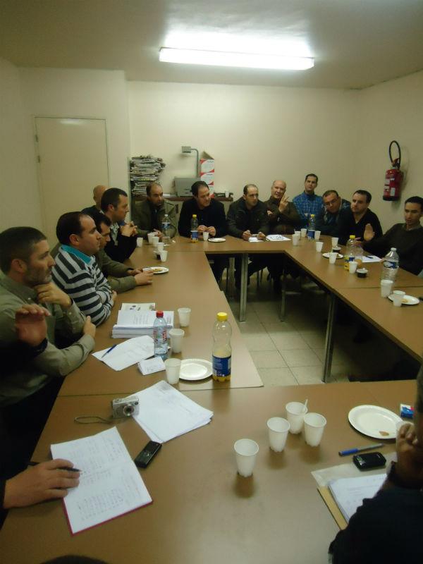 Forum du droit de l'homme au nord du Maroc et Europe (Coordination de Belgique), communiqué