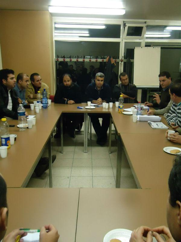Forum du droit de l'homme au nord du Maroc et Europe (Coordination de Belgique)
