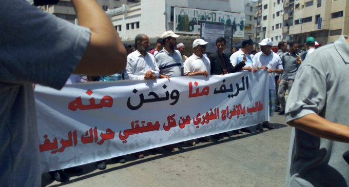 Hirak: Rabat et le Rif, même combat, mêmes slogans