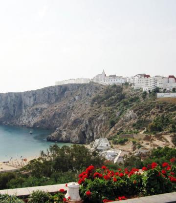 Alhoceima beach, Kimadour