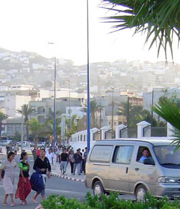 Place Mohamed 6, Al Hoceima