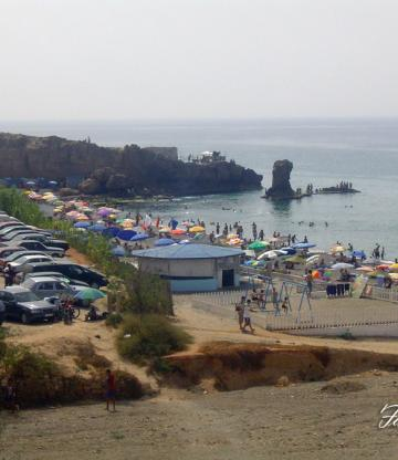 Rmoud beach, Alhoceima
