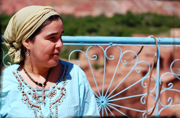 Fatima Mellal : une grande artiste peintre hors pair