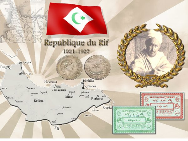 18 septembre : jour national Rifain