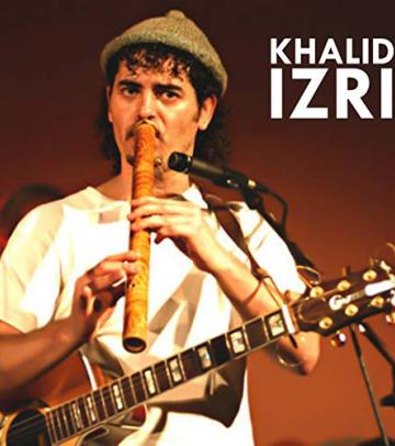 Interview Khalid Izri (BRTV)